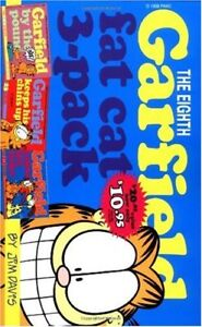 The Eighth Garfield Fat Cat 3 Pack 9780345426017 Ebay