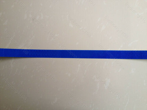 """Safety Caution Reflective Tape Warning Tape Sticker Self Adhesive Tape 1/"""" Width"""