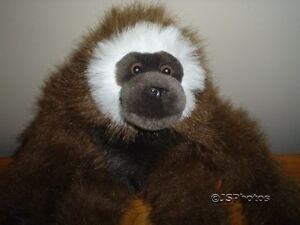 Purr-Fection MJC Gibbon Monkey 15 Inch Plush 1992