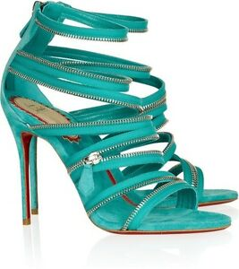 Christian Louboutin Special Occasion turquesa