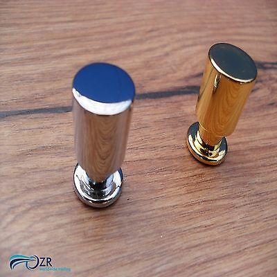 Möbelgriff Ø15 mm Knopfgriff Knopfgriffe Möbelgriffe