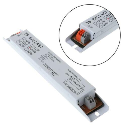 220-240V AC 36W Wide Voltage T8 Electronic Ballast Fluorescent Lamp Ballasts a
