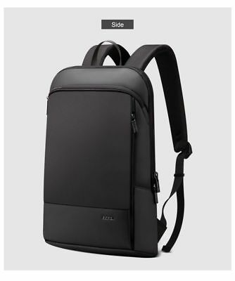 BBCKPPNew laptop backpack mens external USB charging port 17inch waterproof travel backpack female retro bag @sea militaryblue/_China/_17inch
