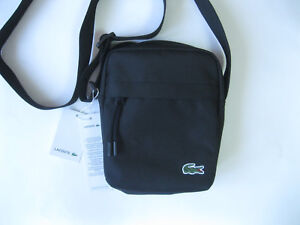 0c04c0646 Image is loading Lacoste-Neocroc-Canvas-Vertical-All-Purpose-Bag-NH2102NE