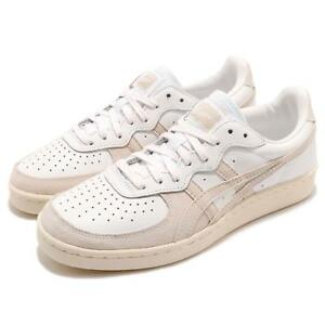 new products 3fa5e c0364 Details about Asics Onitsuka Tiger GSM White Beige Men Women Casual Shoes  Sneakers D6H1L-0101