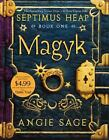 Septimus Heap: Magyk Bk. 1 by Angie Sage (2013, Paperback)