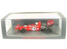 MARCH 711 #19 ALEX SOLER-ROIG SPAIN GP ESPAÑA 1971 1//43 SPARK S7160