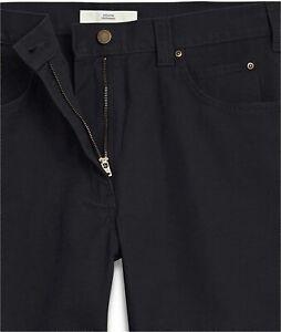Essentials-Herren-Carpenter-Jean-mit-Werkzeug-Taschen-schwarz-Groesse-40w-x-28l