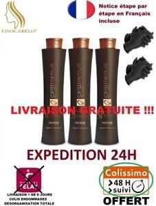 Lissage-Bresilien-Honma-Tokyo-AllLiss-Premium-Coffee-3X150ml-2Pairesde-Gants-PRO