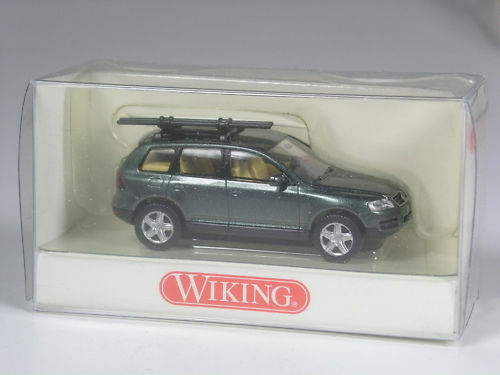 TOP Wiking Serienmodell VW Touareg mit Surfbrett OVP