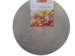 Grillmatte Für Gasgrill : Grillmatte backmatte rund cm für grillrost schwenkgrill