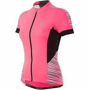 Pearl Izumi Womens - Elite Pursuit SS Jersey, Screaming Pink Rush, Size sm pink