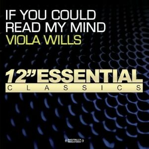 Viola Wills - If You Could Read My Mind [New ]