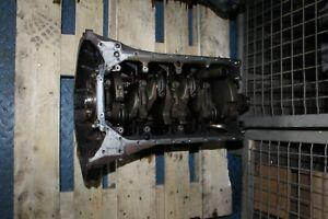 Mercedes-Benz Motorblock mit Welle und Kolben M 111.958 A 111 010 66 08