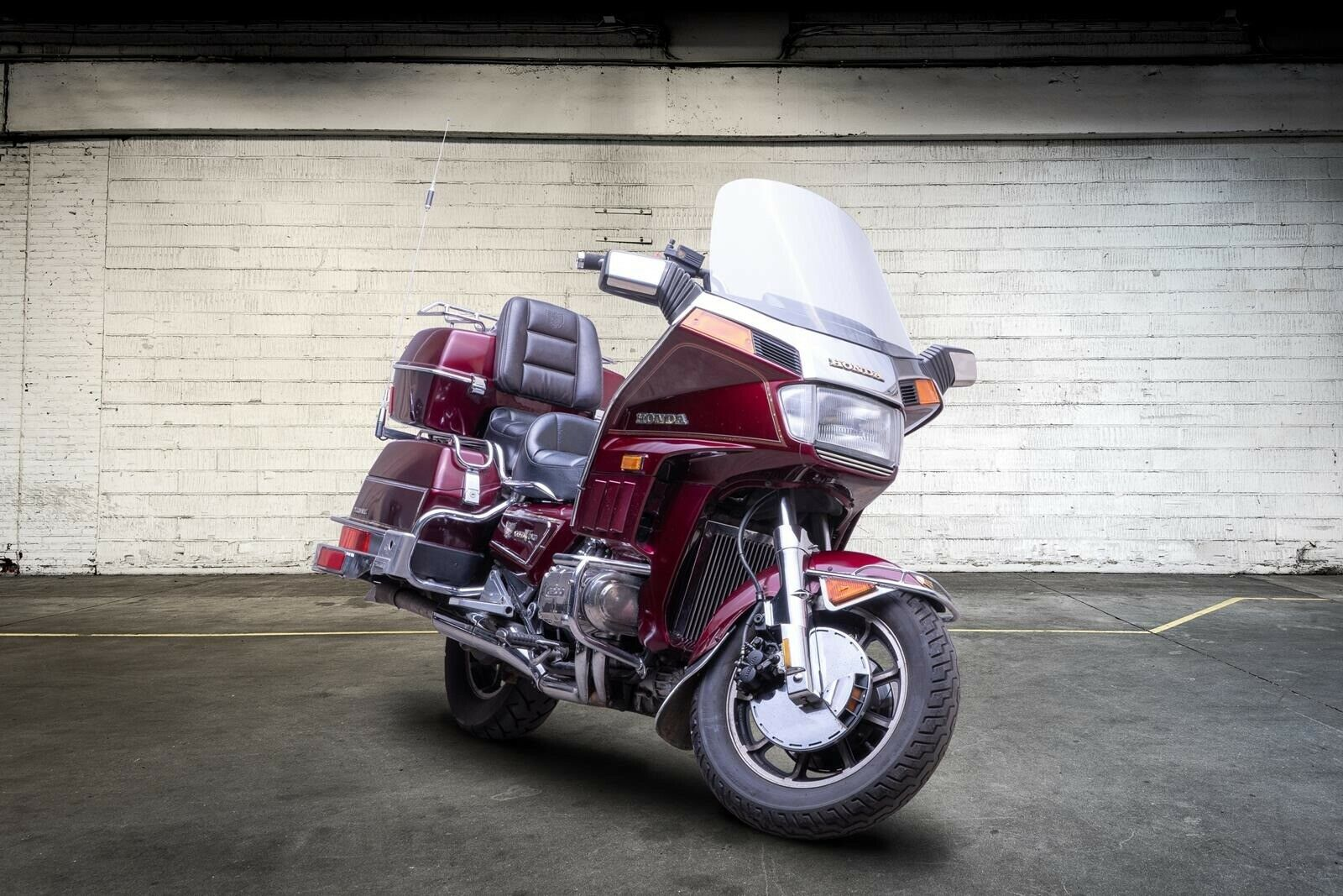 Honda GL 1200 Goldwing