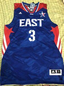 ADIDAS RARE DWYANE WADE 2013 EAST NBA ALL-STAR JERSEY BRAND NEW ...