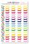 Plane Planner StickersPlane StickersTravel StickerAirplane Sticker
