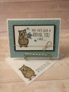 DELUXE PAINTED HARVEST Handcrafted Card Kit-Set of 4* Stampin up