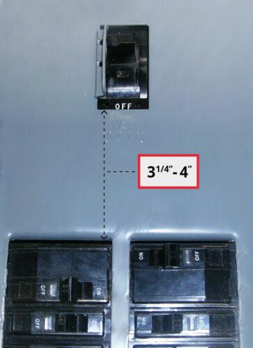 SD-200VL Square D Generator interlock kit 150 or 200 Amp QO Panel LISTED