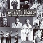 Long Live Bluegrass! CMH Records 30th Anniversary by Various Artists (CD, Oct-2005, 2 Discs, CMH Records)