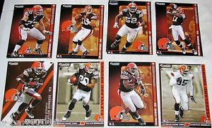 NFL-Cleveland-Browns-AFC-North-FATHEAD-Tradeables-collectible-cards-wall-decal