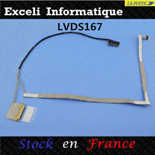 LCD LED ECRAN VIDEO SCREEN CABLE NAPPE DISPLAY 0DM30R ZAL60 TOUCH EDP
