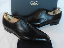 NEW Crockett & Jones AUDLEY Handgrade Black Calf Leather Shoes ALL SIZE RRP £525