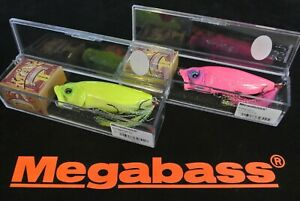 "FREE SHIPPING WOW SP-C Megabass POP MAX /""BLUE TIGER/"""