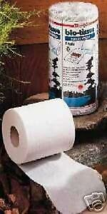 Reliance Biodegradable Toilet Tissue 4 Rolls Rv Septic