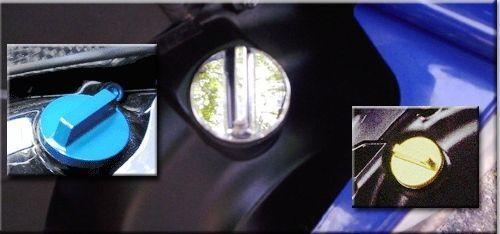Pro-tek Oil Filler Cap Honda 2000 2001 2002 2003 CBR929RR CBR954RR NEW