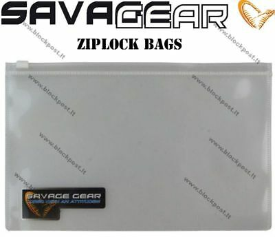 Savage Gear Crosslock Egg Snap M-L 10pcs Super strong Stainless NUOVO 2019