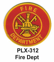 Fire Dept(iii) Patches 4