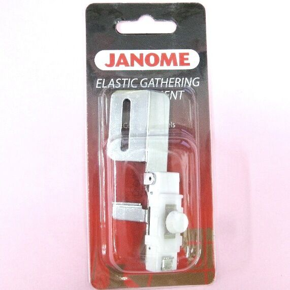 Janome Elastic Gathering Attachment for CoverPro Models Wide