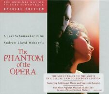 The Phantom Of The Opera (Soundtrack) (Deluxe 2 x CD Collector's Edition)