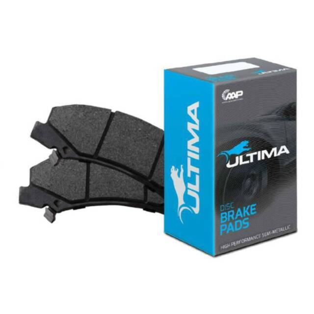 Ultima Rear Brake Pads Suited For - Toyot Corolla ZRE152, YARIS NCP9, DISC/DISC