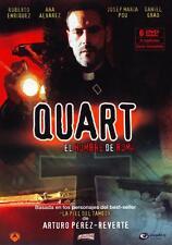 """ESPAÑA,SERIES,""""QUART"""" UNICA TEMPORADA, 2007, 2 DVD, 6 CAP."""