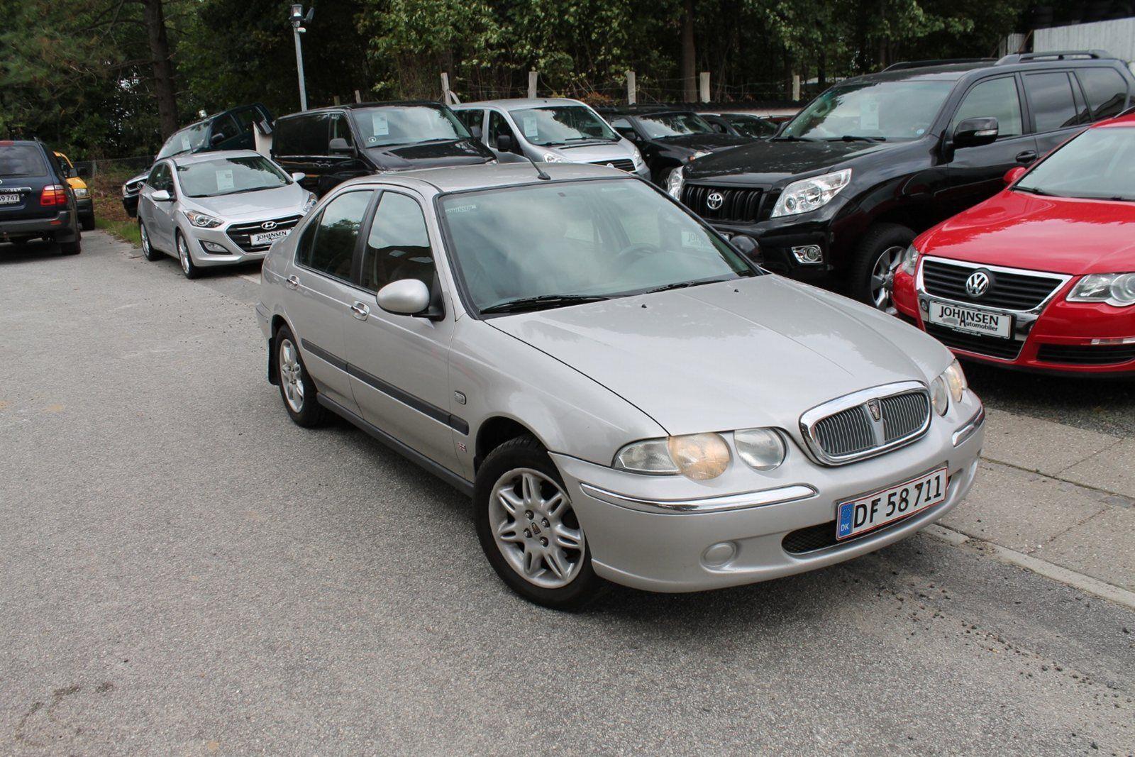 Rover 45 1,8 Club 4d
