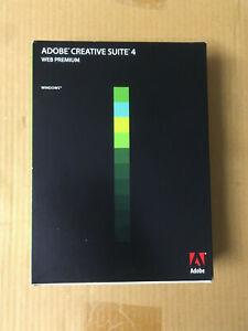 Adobe-Photoshop-CS4-Extendido-Illustrator-Windows-Aleman-Completo-Caja-Iva