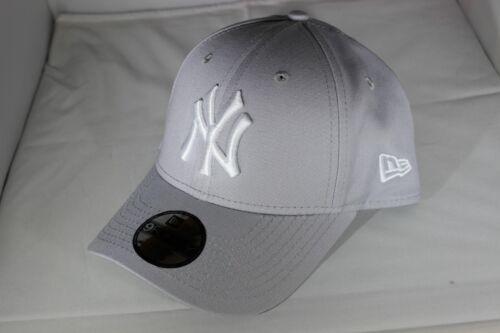 New Era Kids 940 MLB League New York Yankees Baseball Cap BNWT Grey