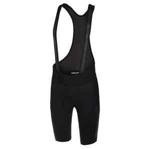 Castelli Velocissimo IV Cycling Bib Shorts Black Size Small