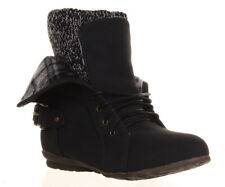 bfad381572 item 7 WOMENS LADIES LACE UP ANKLE BOOT WINTER WARM SOCK SIZE UK 3 - 8 -WOMENS  LADIES LACE UP ANKLE BOOT WINTER WARM SOCK SIZE UK 3 - 8