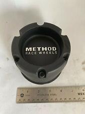 Method Race Wheels Rim Wheel Hub Cover Matte Black Center Cap C-MR402-4x156//136