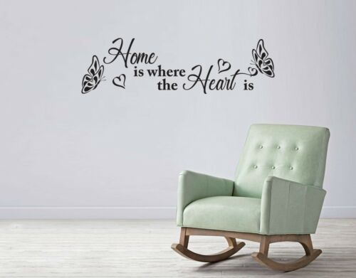 Wall decals Phrase Home House Wall Decor Wall Stickers Art ws1409