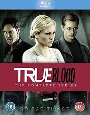 True Blood: Complete Series - Seasons 1 2 3 4 5 6 7 [Blu-ray Set, Region Free]