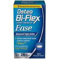Osteo Bi-flex Ease Joint Health Mini Tablets 28 Ea (pack Of 3) on sale