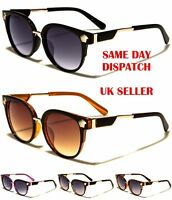 VG Round Lens Cat Eye Design Womens Ladies Girls Sunglasses 100%UV400 29060