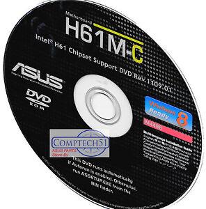 ASUS H61M-G INTEL RAPID START DRIVER