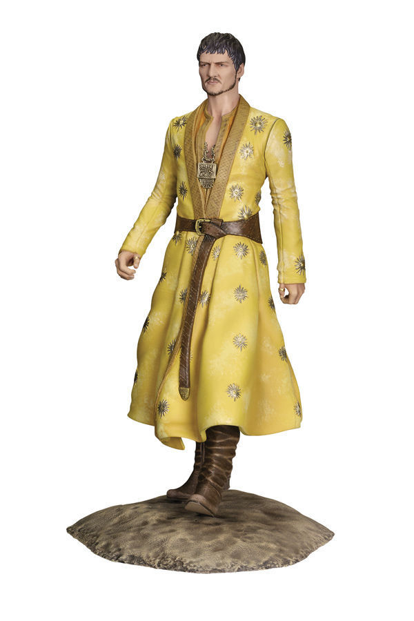 Oberyn Martell ROT Viper Pedro Pascal Action Figur Game Of Thrones Dark Horse