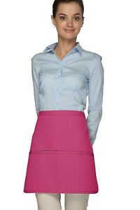 Daystar-Aprons-1-Style-180XL-Three-pocket-rounded-waist-apron-Made-in-USA