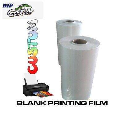 Water Transfer Film Water Transfer Printing Film Hydrographics Film A4 Size x10 pcs Blank Water Transfer Printing Film
